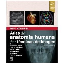 Weir - Atlas de Anatomía Humana por técnicas de imagen + acceso online