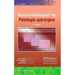 Manual Washington de Patología Quirúrgica