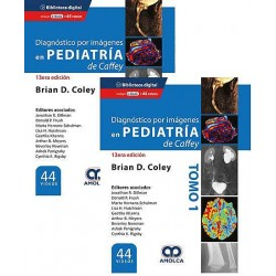 CAFFEY Diagnóstico por Imágenes en Pediatría (2 Volúmenes + E-Book + 44 Videos)