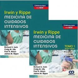 IRWIN y RIPPE Medicina de Cuidados Intensivos (2 Volúmenes)