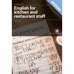 English for kitchen and restaurant staff