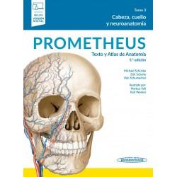 Colección Prometheus. Texto y Atlas de Anatomía. (3 Tomos)