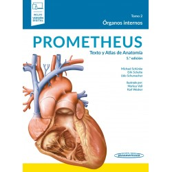 Prometheus. Texto y Atlas de Anatomía Tomo 2. Órganos Internos