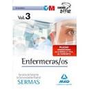 Enfermeras/os del Servicio de Salud de la Comunidad de Madrid. Temario Vol. III