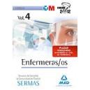 Enfermeras/os del Servicio de Salud de la Comunidad de Madrid. Temario Vol. IV