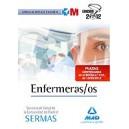 Enfermeras/os del Servicio de Salud de la Comunidad de Madrid. Simulacros de Examen